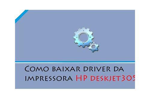 baixar drive da impressora hp deskjet 3845