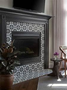 14, Impressive, Fireplaces, That, Feature, Tile, In, A, Big, Way, In, 2020, With, Images