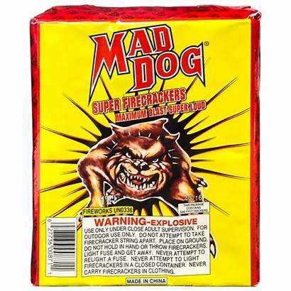 Dog Mad Firecrackers Fireworks Tnt Firecracker Firework