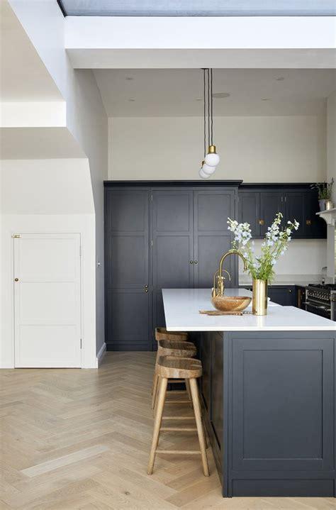 herringbone kitchen floor ideas  inspiration hunker