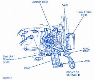 Dodge Caliber 2006 Electrical Circuit Wiring Diagram