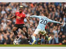 2 Gol Pogba dalam 97 Detik Bikin Man City Vs Man United