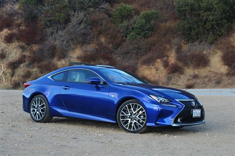 lexus f sport 2016 lexus rc 350 f sport one week review automobile
