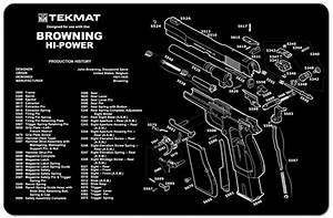 Gunsmith Cleaning Work Tool Bench Parts Diagram Browning