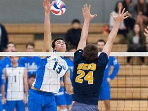 Men's volleyball regains focus, defeats UCSD in straight ...