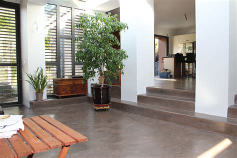 beton cire cuisine maison ancienne caluire beton cire lyon grenoble beton autolissant spatulable chape