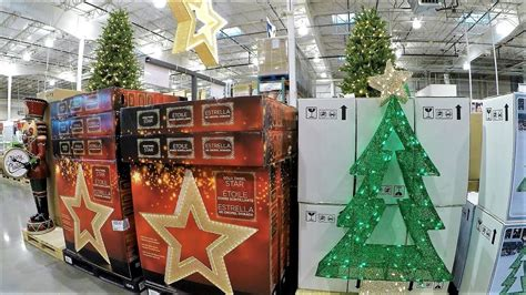 christmas section  costco wholesale christmas