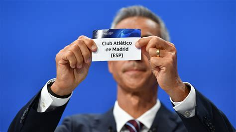 The 12 teams were drawn into six ties, which will decide the. Champions League-Auslosung: RB Leipzig spielt gegen ...