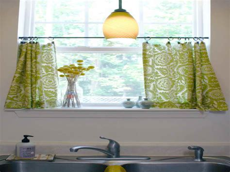 kitchen sink curtains kitchen window curtains and treatments for small spaces