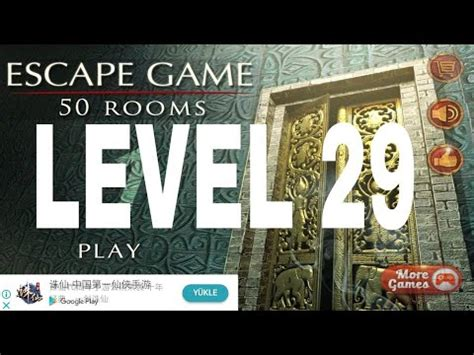 Escape The 100 Rooms 1 Level 24 :: VideoLike