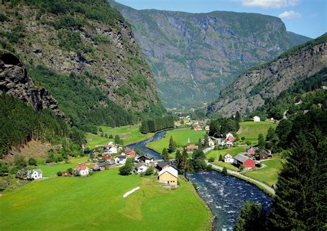 The Flåm Railway – a Masterpiece of Engineering and