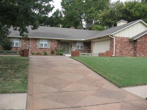 stained driveway ideas driveway stain home ideas pinterest