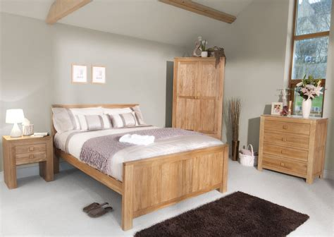 Bedroom Furniture Oak by Oakdale Solid Oak Furniture Range Oak Bedroom Furniture