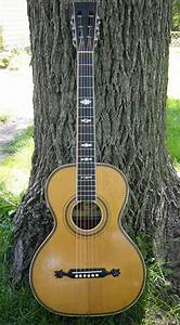 From The Bench Fraulini Guitars  Guitars  And Banjo  For Sale