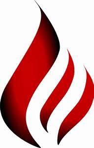 R&o&b Flame Logo Clip Art at Clker.com - vector clip art ...