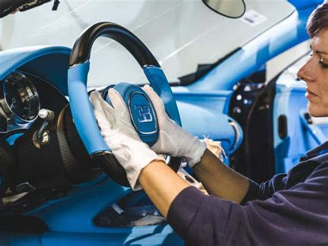 When you should or shouldn't change your automatic transmission fluid? The Production Process Of The Bugatti Chiron Is Insanely Intricate   CarBuzz