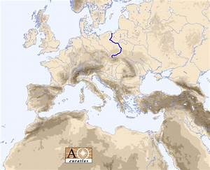 Europe Atlas: the Rivers of Europe and Mediterranean Basin ...