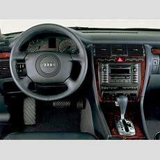Audi A8 (19942002) характеристики и цены, фотографии и обзор