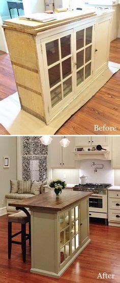 islands for your kitchen need kitchen storage make a kitchen island from a dresser 4857