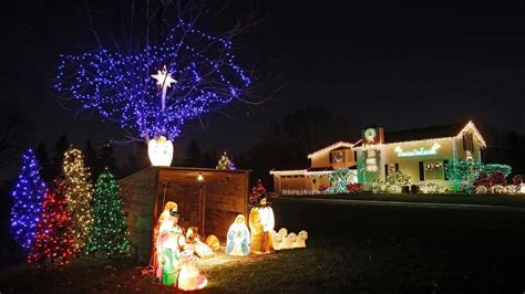 holiday lights in delaware your friday faves top 10 christmas lights displays
