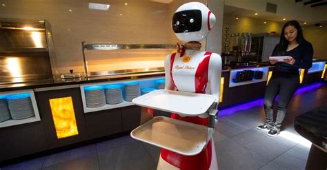 This Restaurant in The Netherlands Is Using Robot Waiters ...