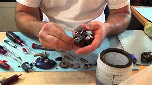 Maintaining Your Baitcaster Reel  Part 1