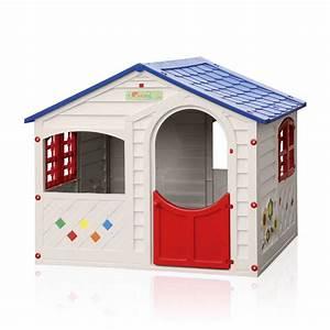 Cabane Enfant Plastique : grand soleil casa mia maisonnette enfants plastique jardin cabane jeu exterieurs ebay ~ Preciouscoupons.com Idées de Décoration