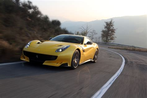 Continue reading to learn more. 2017 Ferrari F12 Berlinetta Review, Ratings, Specs, Prices, and Photos - The Car Connection