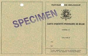 Carte D Identité Provisoire : documents d 39 identit documents d 39 identit ibz institutions et population ~ Medecine-chirurgie-esthetiques.com Avis de Voitures