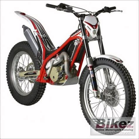 Gazgas Picture by 2009 Gas Gas 125 Race Specifications And Pictures