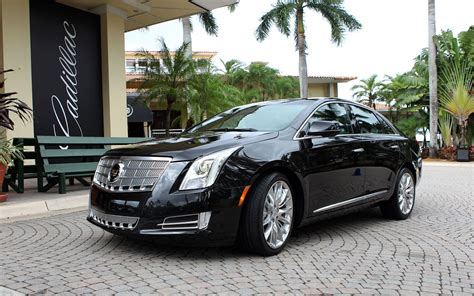 Cadillac Xts Loses Its Fuel Lid, Will Be
