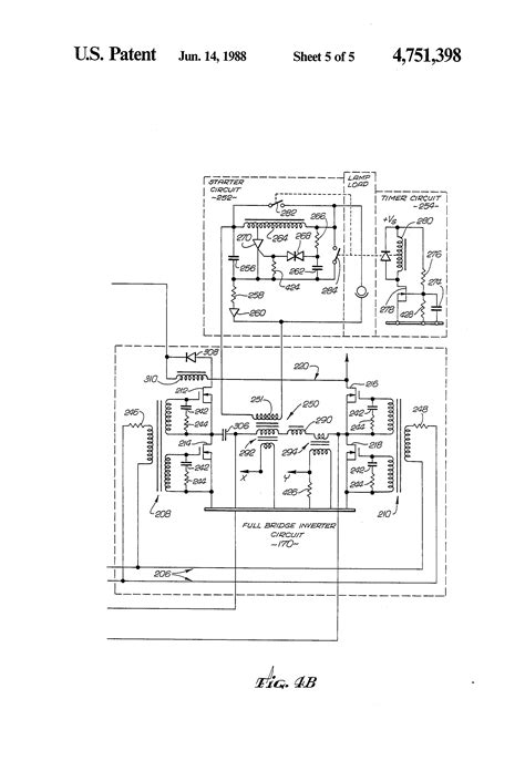 Bodine Emergency Ballast Wiring Diagram Collection