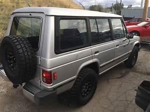 Rare 1991 Mitsubishi Montero 4 Door 4x4 With 5 Speed