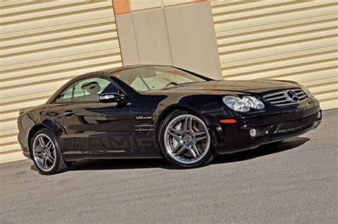 how cars run 2006 mercedes benz sl65 amg auto manual sell used 2006 mercedes benz sl65 amg v12 17k miles blk blk clean carfax like new rare in
