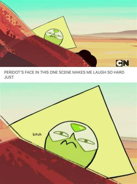 Steven Universe Peridot Memes - steven universe peridot steven universe peridot pinterest language enemies and so cute
