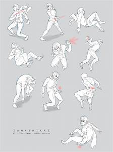 Sketchdump December 2015 [Dynamic poses] by DamaiMikaz on ...