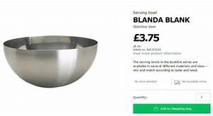 Ikea Blanda Blank : ikea ciotola blanda blank a rischio incendio forse sar ritirata ~ Orissabook.com Haus und Dekorationen