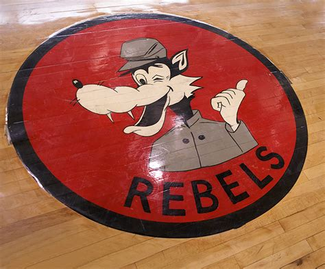 hey reb  rebels nickname campus life university