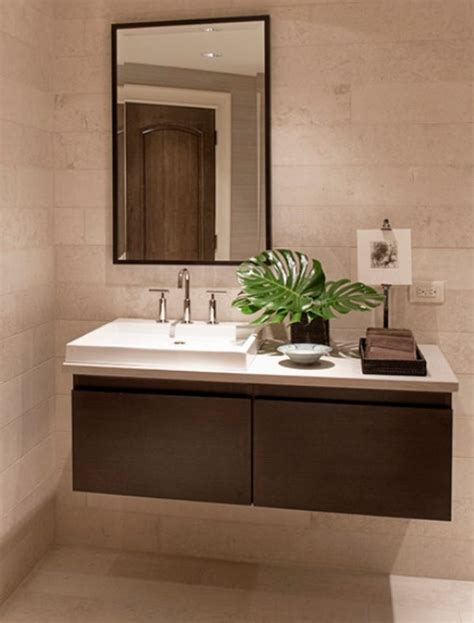 sink basin cabinet how to take advantage of floating vanities to