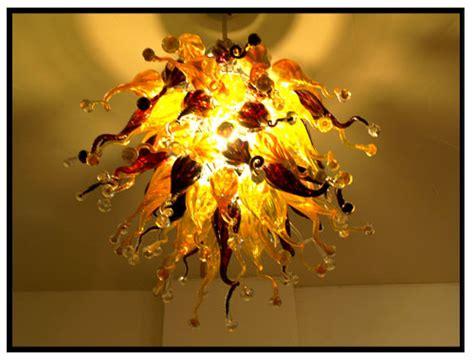 Medusa Chandelier by Lighting Agnes Of Glass