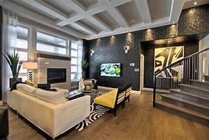 Decor Interior Design : contemporary custom dream home in saskatoon with inspiring interior decor idesignarch ~ Indierocktalk.com Haus und Dekorationen