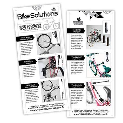 Custom Brochure Templates And Rack Brochure Templates 8 Best Rack Card Designs Images On Card