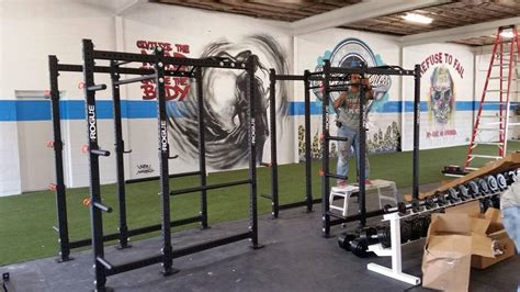 siege fitness park opening in mineola mineola
