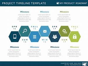 Timeline template for powerpoint great project management for Technical data package template