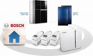 Smart Home Bosch : buderus heizungen kompatibel zum neuen bosch smart home system ~ Orissabook.com Haus und Dekorationen