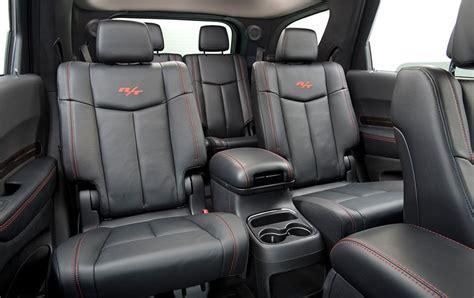 2014 Dodge Durango Captains Chairs by 2015 Dodge Durango Rt Review 2017 2018 Best Cars Reviews