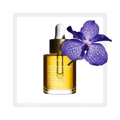 Blue Orchid Face Treatment Oil - moisturisers - Clarins
