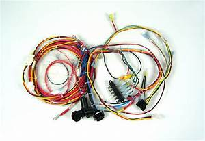 Standard Wiring Harness - Legends Kilpa-autot