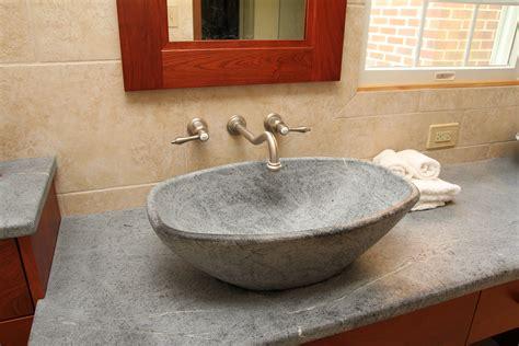 kitchen vessel sink vessel sinks bucks country soapstone company inc 3436