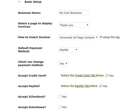 send  client invoices  wordpress wpexplorer